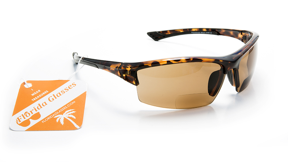 4f3545acd6 Superlight Bifocal Wraparound Sport Sunglasses and Reading Glasses ...