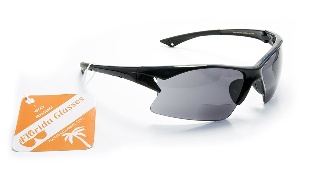 0eab18a4b0 Bifocal Reading Sunglasses with Polycarbonate Lens for Sport. Loading zoom