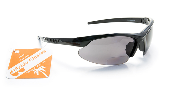 86049ee7be Polarized Bifocal Reading Sunglasses with Polycarbonate Lens for Sport