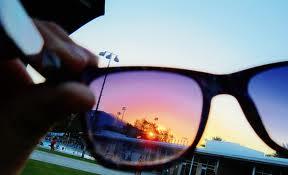 Reason to wear Sunglasses
