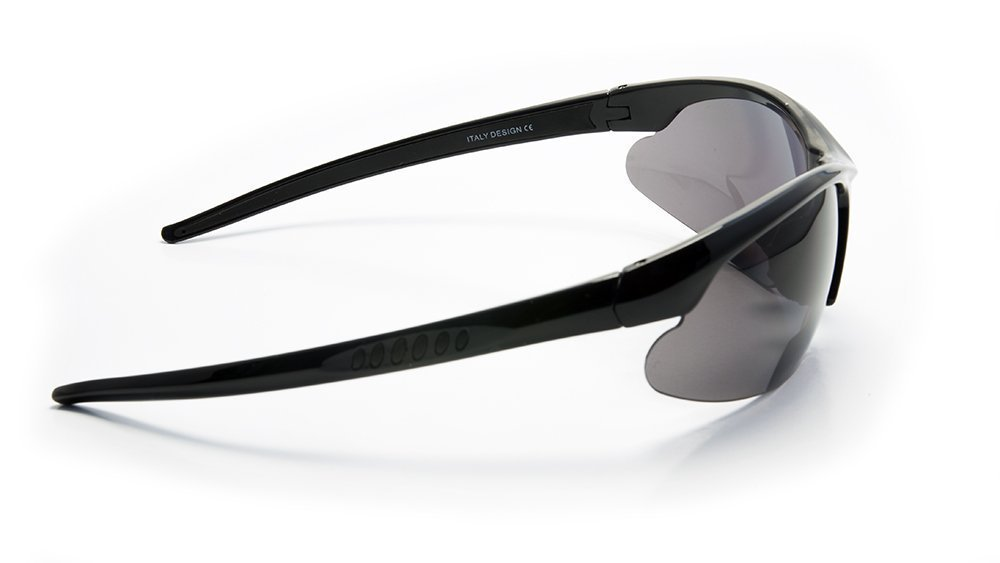 Polarized Bifocal Reading Sunglasses with Polycarbonate Lens