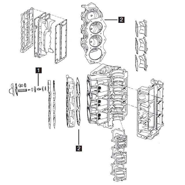 johnson evinrude brp powerheads six cylinder marine partscategory je v6 crossflow powerhead png