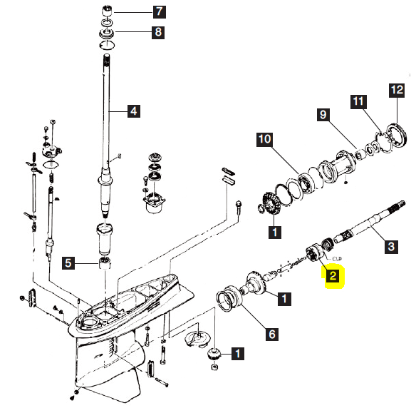 ford ranger clutch diagram f150 clutch diagram new aftermarket yamaha f150 hp 4-cyl clutch dog [2004-2010 ...