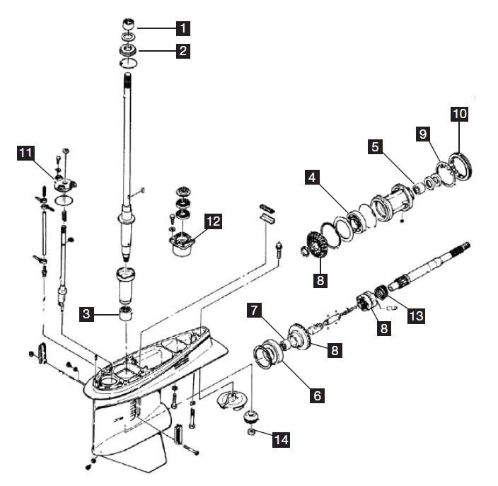 Yamaha 4 Stroke Outboard Wiring Diagram - Wiring Diagram ...
