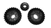 New Aftermarket Yamaha 115/130 HP 4-CYL 2-Stroke Gear Set [1985-2006] [Replaces OEM 6E5-45560-01/6E545571-01/6E5-45551-02]