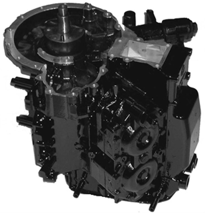 Remanufactured Johnson/Evinrude 75/90/115 HP V4 60° Ficht