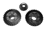 New Aftermarket Yamaha 200-250 HP 6-CYL 4-Stroke Bolt-In Style Gear Set [2002-2010] [Replaces OEM# 6P2-45560-00/6P2-45571-00/6P2-45551-00]