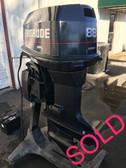 """1996 Evinrude 88 HP SPL V4 2 Stroke Carbureted 20"""" Outboard Motor"""