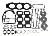 New Aftermarket Yamaha 3 CYL 85-90 HP Powerhead Gasket Set [1984-2006] [Replaces OEM# 6H1-W0001-02-00]