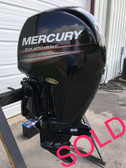 "2014 Mercury 150 HP 4 Cylinder 4 Stroke 20"" Outboard Motor - Only 94.7 hours!"
