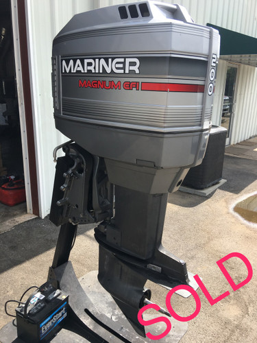 1995 mariner magnum efi 200 hp 2 5l v6 2