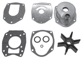New Aftermarket Mercury-Mariner 3/4/6-CYL Water Pump Kit with Housing  [Replaces OEM 47-43026T11 and 817275A1]