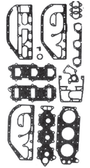 New Aftermarket Johnson/Evinrude 3 CYL 60/70 HP Small Bore Powerhead Gasket Set [Replaces OEM 439084]