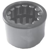 New Aftermarket Johnson/Evinrude 4/6 Cylinder Upper Crank Bearing [Replaces OEM# 385822]