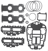 New Aftermarket Johnson/Evinrude V4 60° Ficht 75/90/115 HP Powerhead Gasket Set [1998-2006] [Replaces OEM 5000400]