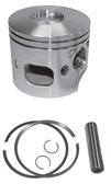New Red Rhino Cast Piston for Johnson/Evinrude V6 Looper Ficht 3.1L Powerhead [1999-2000]