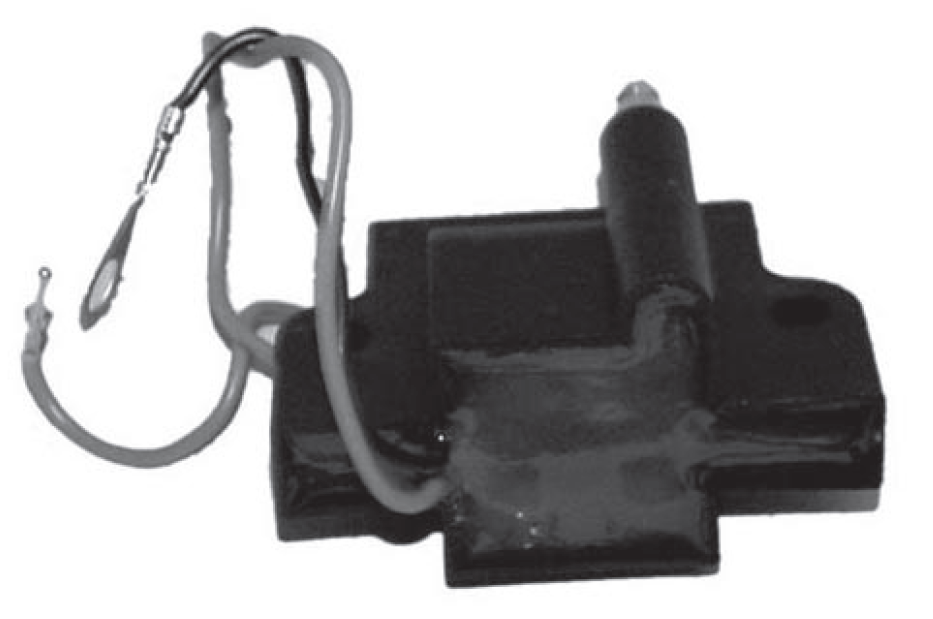 New Aftermarket Johnson/Evinrude Ignition Coil [Replaces OEM# 582366