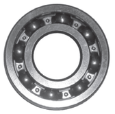 New Aftermarket Lower Main Bearing [Replaces OEM# 30-43011T]