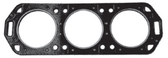 New Aftermarket Mercury/Mariner V6 150/175 HP Head Gasket with Dowel Pins [1991] [Replaces OEM# 27-18786-1]