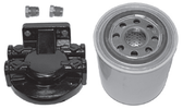 New Aftermarket Mercury/Mariner 3/4/6 Cylinder 10 Micron Fuel Water Separator Kit [Replaces OEM# 35-802893Q4]