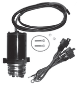 New Aftermarket Mercury/Mariner 3-Wire Eaton Side-Fill Power Trim Motor [1986-1991] [Replaces OEM# 99186T]