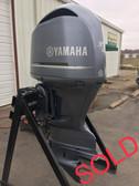 "2009 Yamaha F350 V8 4-Stroke 30"" Outboard Motor"