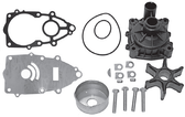 New Aftermarket Yamaha 225-250 HP 3.3L 4-Stroke Dual Water Pick-Up Water Pump Kit [Replaces OEM 6P2-W0078-00]
