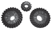 New Aftermarket Yamaha F150 Gear Set [2004-2010] [Replaces OEM#s 63P-45551-00, 63P-45561-00, 63P-45571-00]