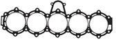 New Aftermarket Chrysler/Force 5 Cylinder 150 HP Head Gasket [1989-1994] [Replaces OEM# 27-F694529]