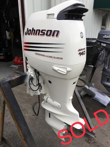 2003 johnson suzuki 140 hp 4 cylinder 4 stroke 20 for Suzuki 2 5 hp motor