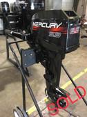 """2000 Mercury 9.9 HP 2 Cyl 2 Stroke 15"""" Tiller Outboard Motor"""