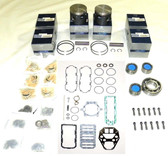 New Mercury/Mariner 240 HP 2.5L EFI SportJet 6-CYL Powerhead Rebuild Kit [2001-2006]