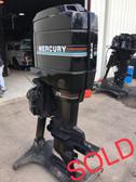 "1993 Mercury 115 HP 4 Cylinder 2 Stroke 20"" Outboard Motor"
