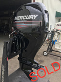 "2011 Mercury 60 HP 4 Cylinder 4 Stroke 20"" Bigfoot Outboard Motor"