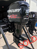"2013 Mercury 150 HP V6 DFI 2 Stroke ProXS 20"" Outboard Motor"