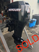 "2006 Mercury 60 HP 4 Cylinder EFI 4 Stroke 20"" Bigfoot Outboard Motor"