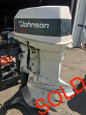 "1990 Johnson 90 HP V4 Carbureted 2 Stroke 20"" Outboard Motor"