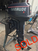 "1994 Evinrude 28 HP 2 Cyl Carbureted 2 Stroke 20"" Outboard Motor"