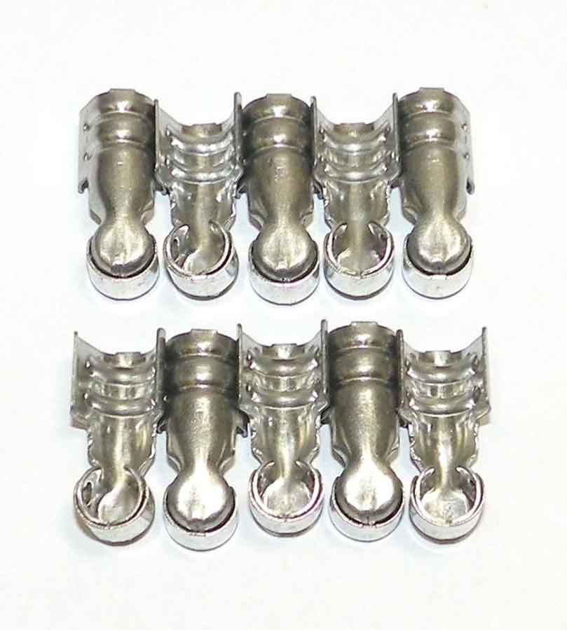 New Stainless Steel Spark Plug Wire Terminals for Johnson