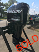 "2011 Mercury Optimax 150 HP V6 DFI 2 Stroke 20"" Outboard Motor"