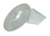 New Technoseal Suzuki 20-50 HP Outboard Zinc Anode [OEM #55125-96310]