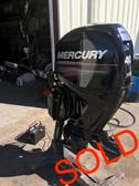 2011 Mercury 60/40 HP 4 Cyl EFI 4 Str JetDrive Tiller Outboard Motor