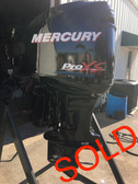 "2010 Mercury Optimax ProXS 200 HP V6 DFI 2 Stroke 20"" Outboard Motor"