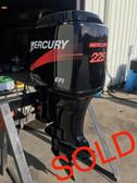 "1997 Mercury 225 HP V6 EFI 2 Stroke 20"" Outboard Motor"