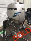 "2006 Honda 50 HP 3 Cyl 4 Stroke 20"" Outboard Motor"
