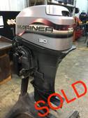 """1997 Mariner 30 HP 2 Cylinder 2 Stroke 20"""" Outboard Motor"""