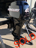 "2000 Mercury 40 HP 3 Cylinder 4 Stroke 20"" Bigfoot Outboard Motor"