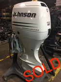 "2003 Johnson/Suzuki 60 HP 4 Cylinder 4 Stroke 20"" Outboard Motor"