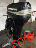 "1999 Mercury/Force Tracker 40 HP 2 Cylinder Carbureted 2 Stroke 20"" Outboard Motor"
