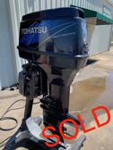 "2007 Tohatsu/Nissan 90 HP 3 Cylinder DFI 2 Stroke 20"" Outboard Motor"